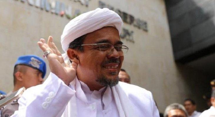 Ada Habib Rizieq, Suasana Peringatan Isra' Mi'raj di Rutan Mabes Polri Seperti di Pesantren