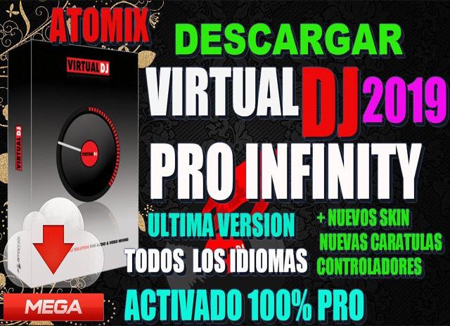 Virtual DJ Pro Infinity -