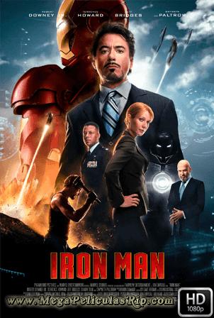 Iron Man [1080p] [Latino-Ingles] [MEGA]