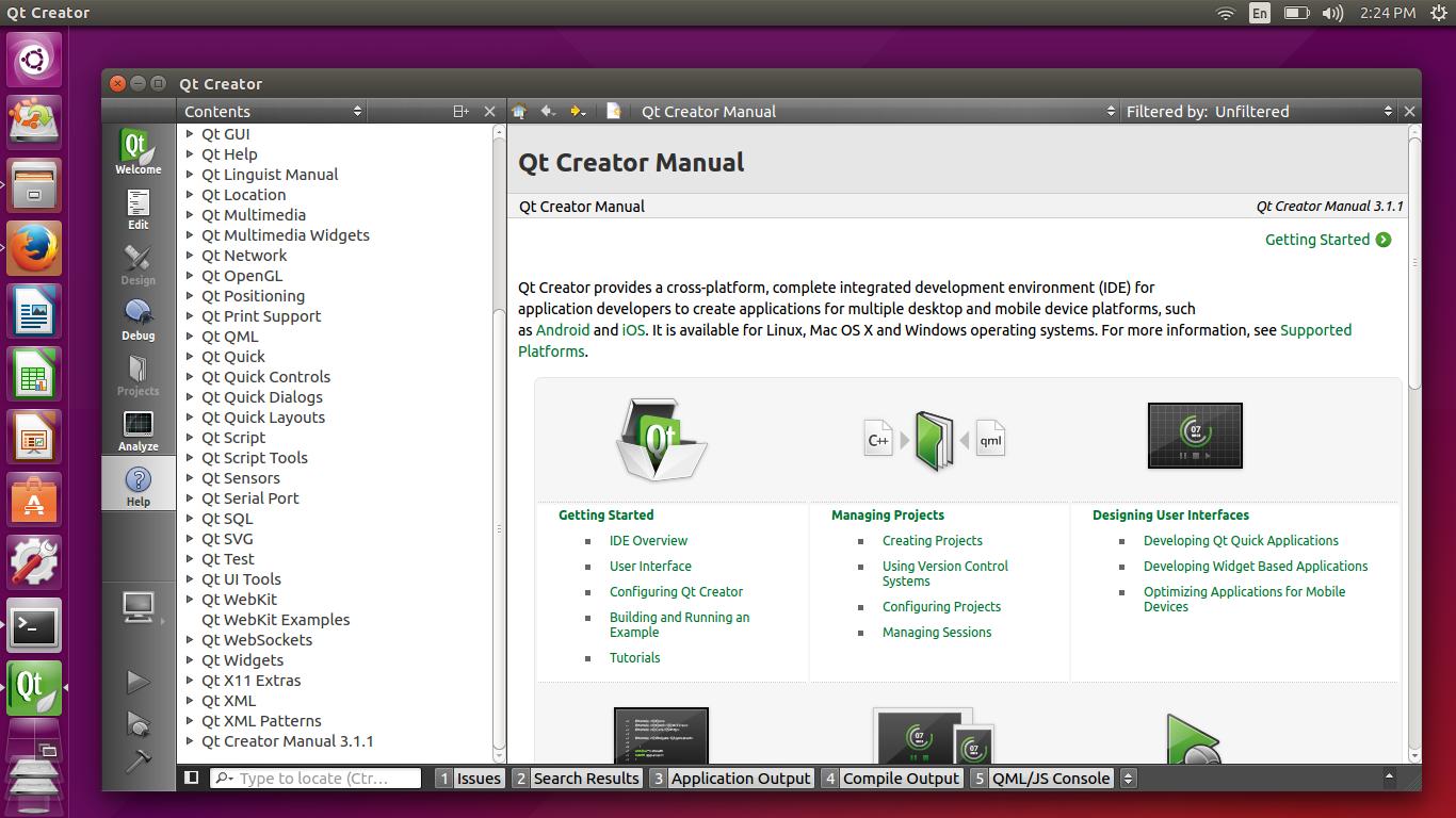 How To Setup C++/Qt Programming Environment in Ubuntu 15 04