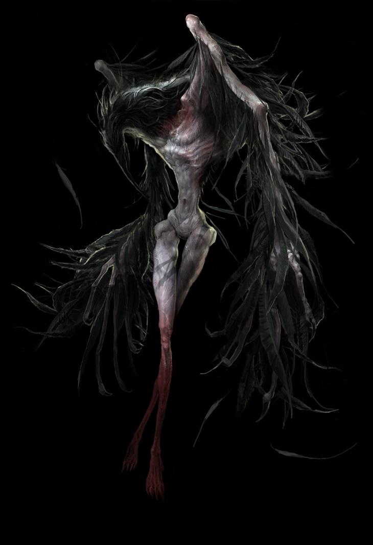 Crow trader demon's souls armor  » lebertila ga