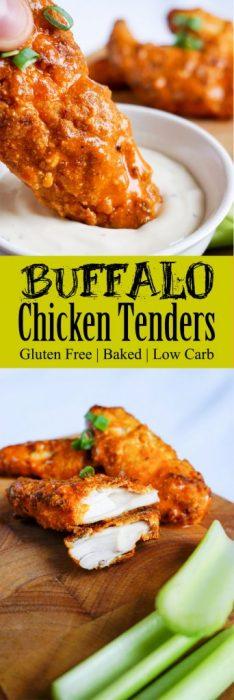 The Original Keto Chicken Tenders
