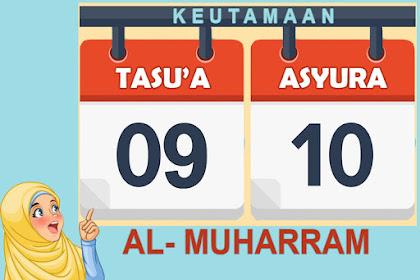 3 Keutamaan Puasa Sunnah Asyura Yang Paling Dicari Oleh Para Umat Muslim