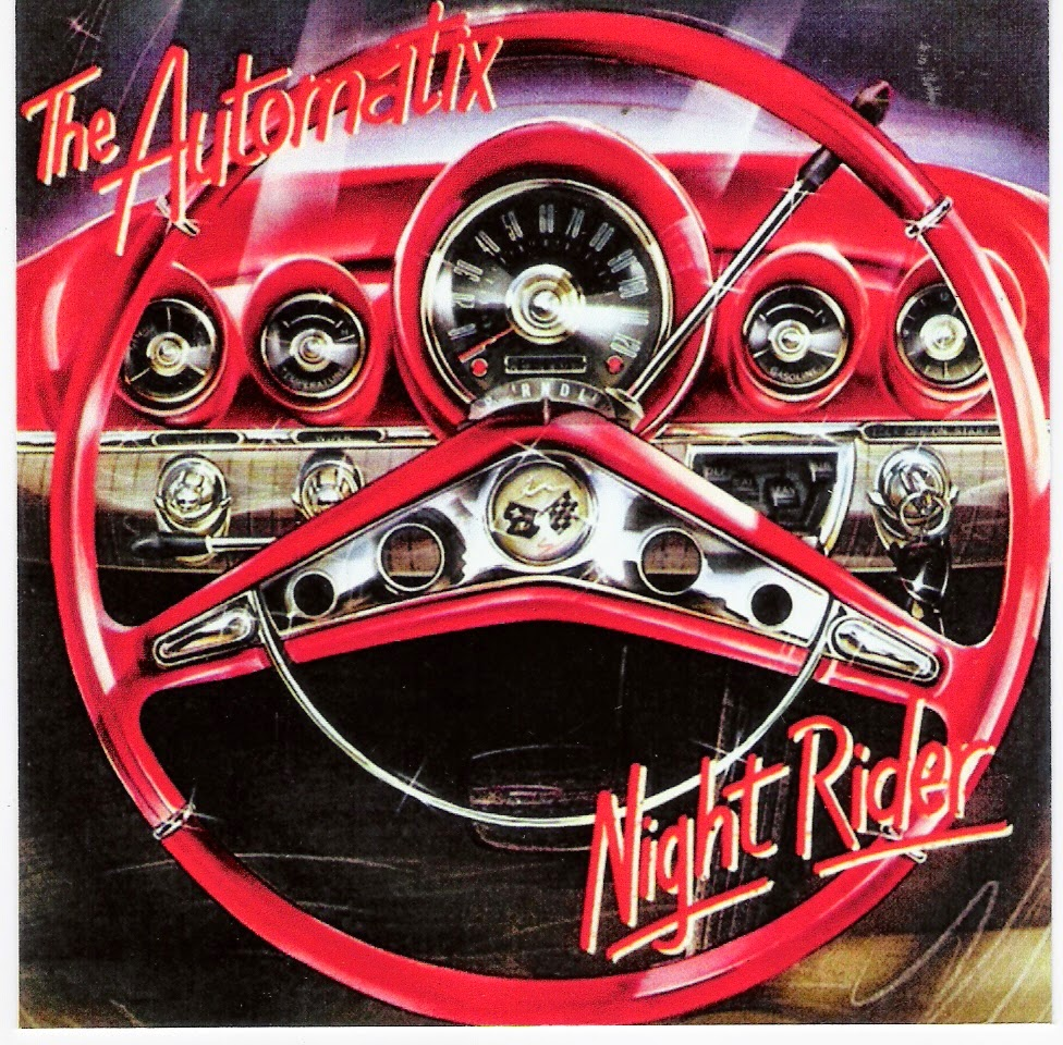 The Automatix Night rider 1983 aor melodic rock