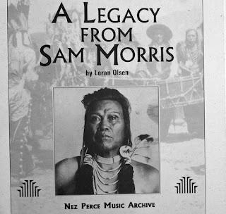 Nez Perce Music Archive, The Sam Morris Collection