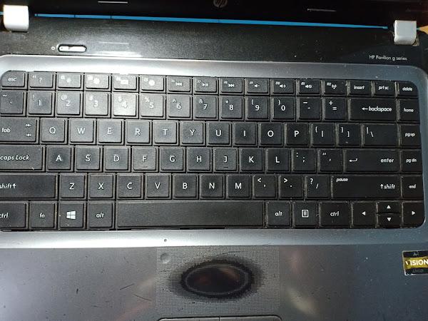 Cara Ganti Keyboard Laptop HP Pavilion G4 Series 1311AU