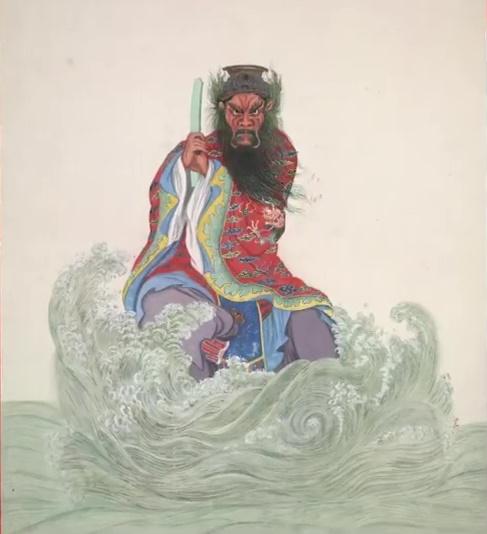 Chinese Gods and Goddesses Long Wang