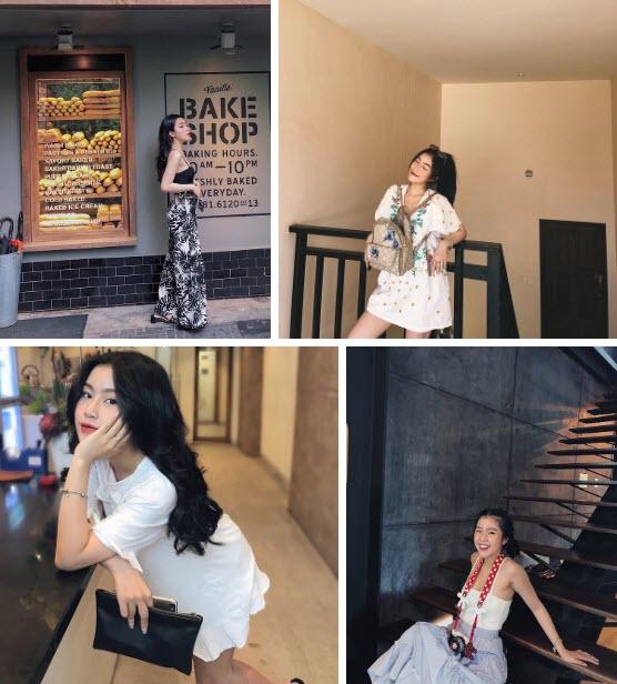 Cô bạn sinh năm 1998 xinh như búp bê cùng nụ cười tươi rói đang cực hot trên Instagram Việt Nam -8