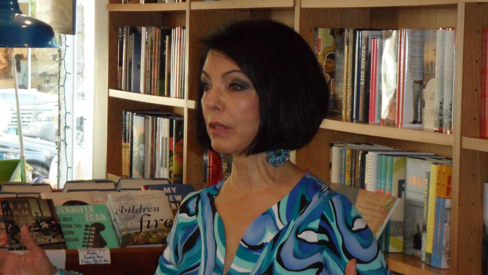 Bookchickdi Talia Carner At Bookhampton