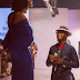 """Even with my kingsize cassava you still stayed back"" - Nigerian designer who proposed to his girlfriend on LFDW thanks her"