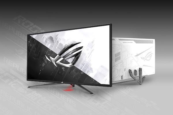 Lançamentos ASUS CES2021 - Monitores profissionais e de gaming