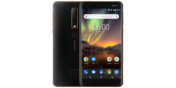 Nokia 6.1 receives Android 9 Pie software update