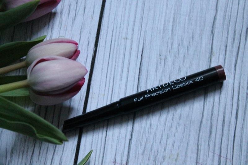 Artdeco Full Precision Lipstick Mellow Mauve pomadka