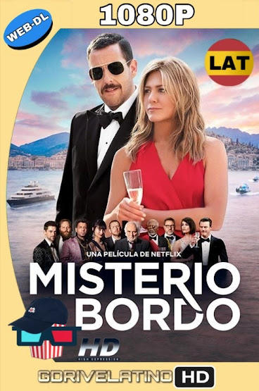 Misterio a Bordo (2019) NF WEB-DL 1080p Latino-Ingles MKV