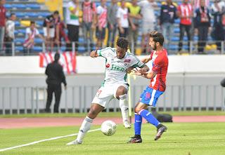 ملخص اهداف  مباراة الرجاء الرياضي والمغرب التطواني  بتاريخ 05-06-2019 الدوري المغربي