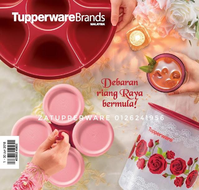 Tupperware Mini Catalogue 1st June - 30th June 2018