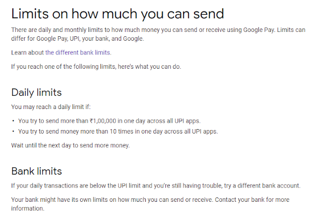 google-pay-transaction-limit-per-day-daily-limits-for-send-funds