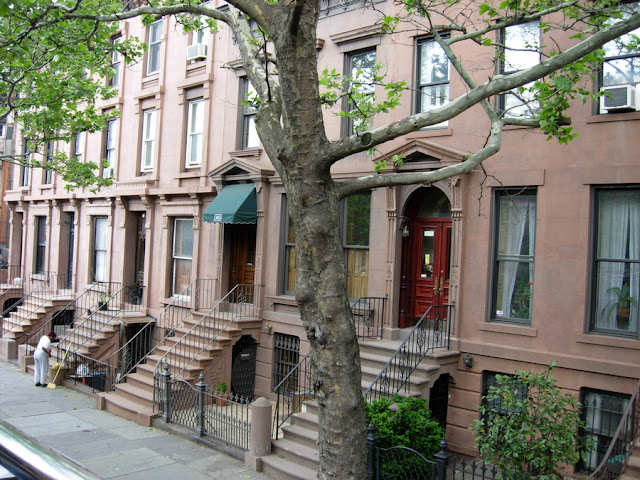Brownstone em Brooklyn Heights