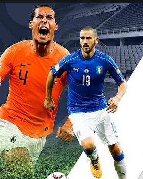 Prediksi Belanda vs Italia, Catatan Buruk Hantui Tim Oranye