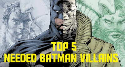 batman top villains
