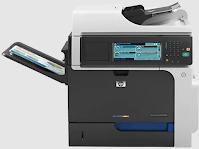 Télécharger Hp Color LaserJet Enterprise CM4540 Pilote Imprimante