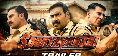 Sooryavanshi Movie Download HD quality 720