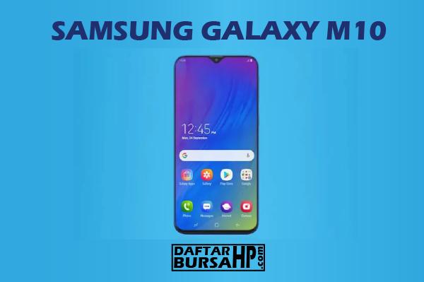 Spesifikasi Samsung Galaxy M10 dan Harga Terbaru