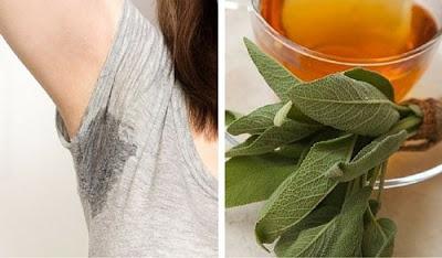 6 remèdes maison qui vous aideront à contrôler la sueur