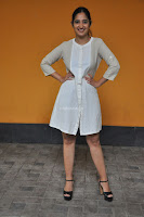 Radhika Cute Young New Actress in White Long Transparent Kurta ~  Exclusive Celebrities Galleries 096.JPG