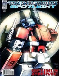 Transformers Spotlight: Optimus Prime