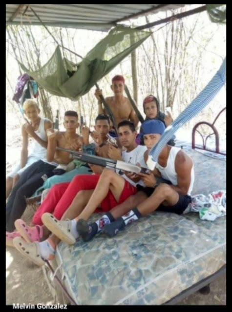Revelan fotos de nueva banda de secuestradores