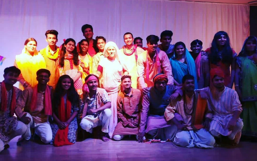 stage play in college