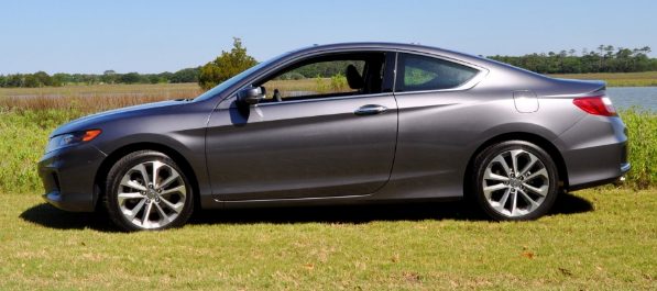 2016 Honda Accord Coupe V-6 Manual Review