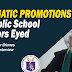 Automatic Promotions for Public School Teachers Eyed