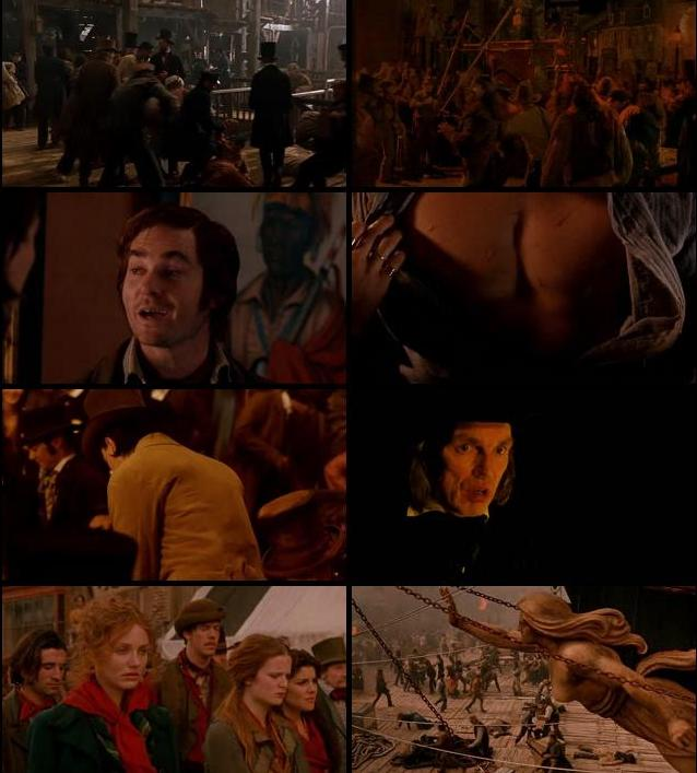 Gangs of New York 2002 Dual Audio Hindi 480p BDRip 450mb