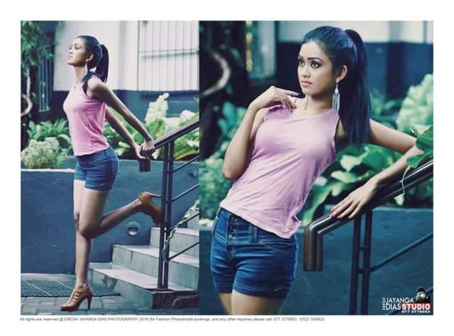 Sri Lankan Actress Teledrama
