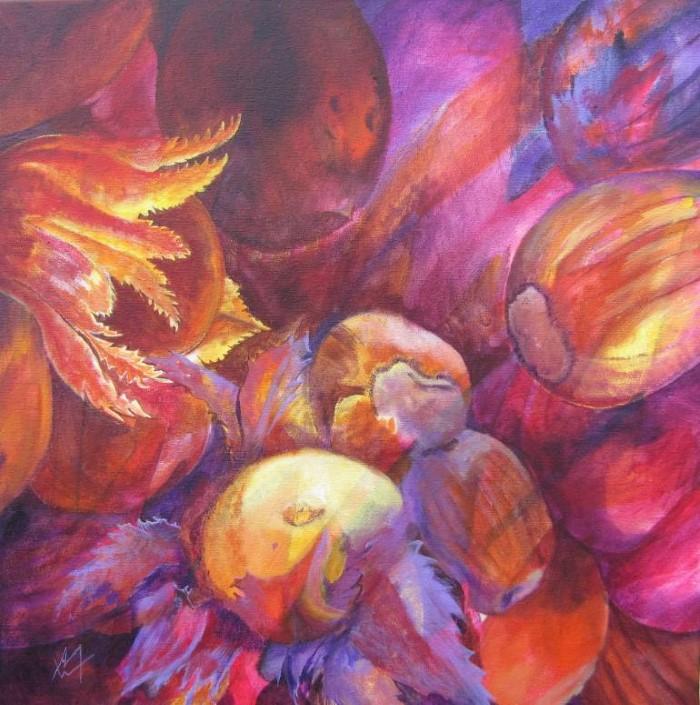 Нидерландский художник. Marian de Wit