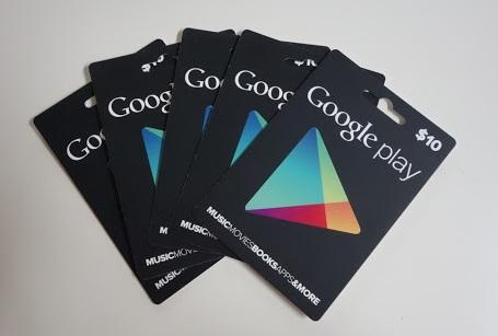 Cara Mendapatkan Voucher Google Play Gift Card Gratis Hotgamemagazine Com