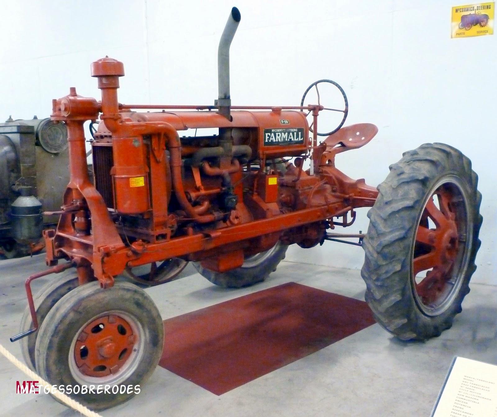 Farmall Door Mat : Imatges sobre rodes tractor internacional harvester farmall
