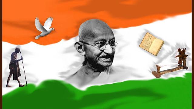 Happy Gandhi Jayanti Images 2017