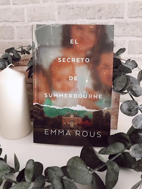 Reseña literaria El secreto de Summerbourne de Emma Rous