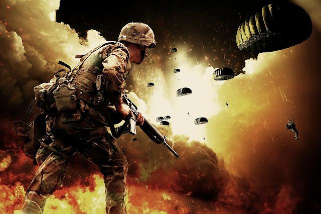 War Wallpaper Free Download
