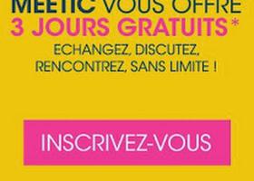 Création compte meetic affinity gratuit