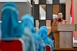 Andi Sudirman Sulaiman Ajak Tingkatkan Imun Ditengah Pandemi dengan Baca Al-Qur'an