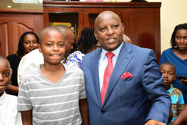 Nyeri County Government promises to sponsor top KCPE 2019 student