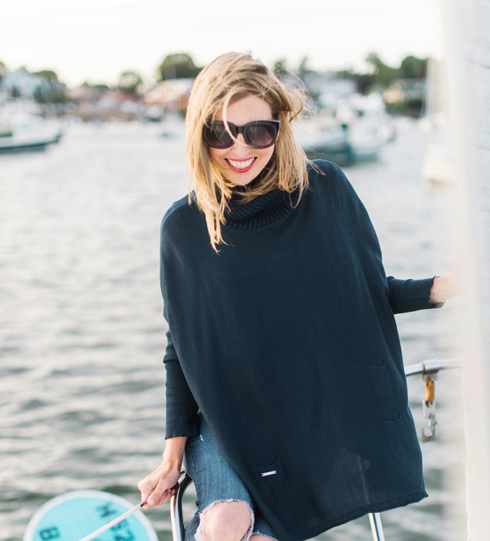 mer sea travel poncho