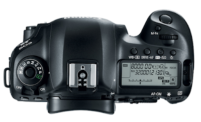 New Canon EOS 5D Mark IV Firmware Update Version 1.0.4