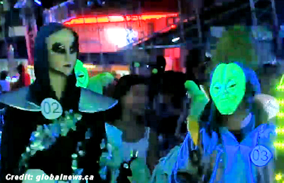 Watch International Intergalactic Alien Festival in Argentina