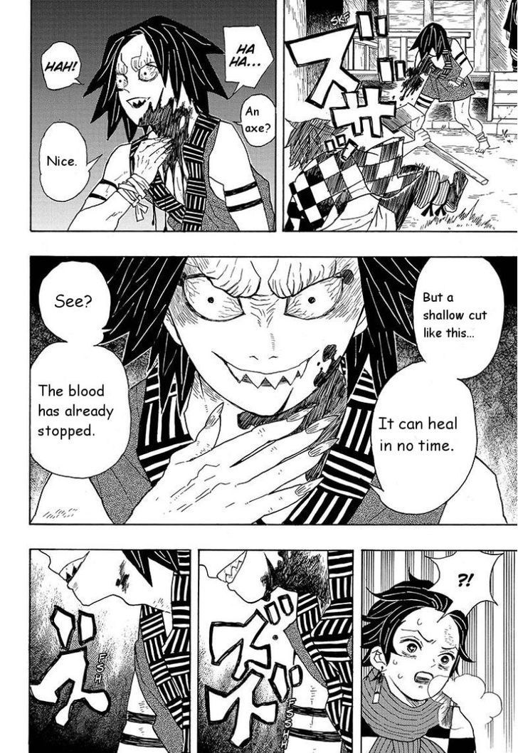 Demon Slayer: Kimetsu no Yaiba Chapter 2 37