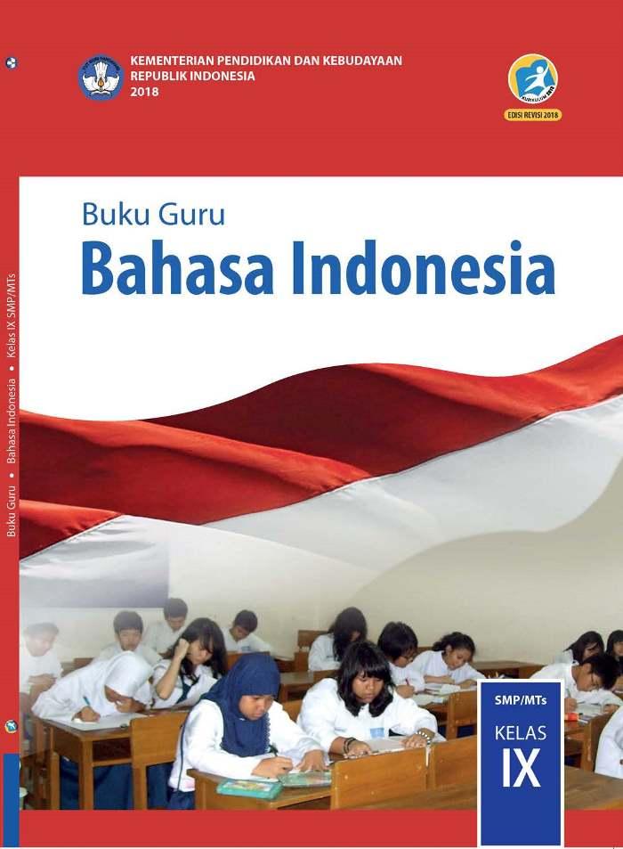 Buku Guru Kelas 9 Bahasa Indonesia
